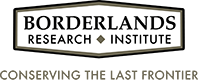 BORDERLANDS RESEARCH INSTITUTE