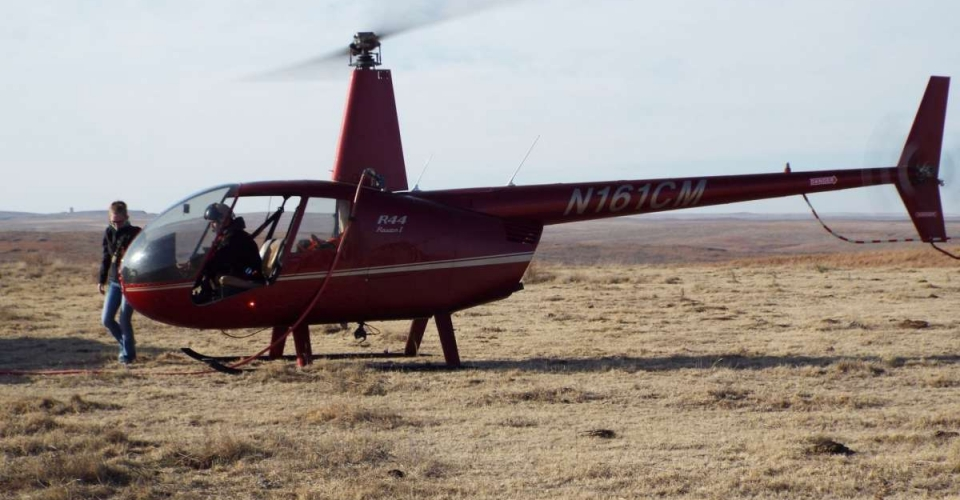 Airlifts Have Texas Pronghorn on the Rise