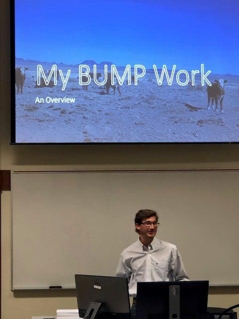 Ty BUMP presentation